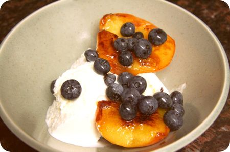 Peachesandblueberries